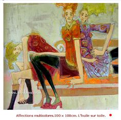 Peinture de Lilas Blano Alex Colville, Audrey Kawasaki, Andrew Wyeth, Akira, Anatomy Art, Art For Art Sake, How To Draw Hair, Carl Larsson, Mixed Media Collage