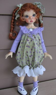 IMG_68262.jpg Photo by deenascountryhearth | Photobucket  - A doll by Kaye Wiggs
