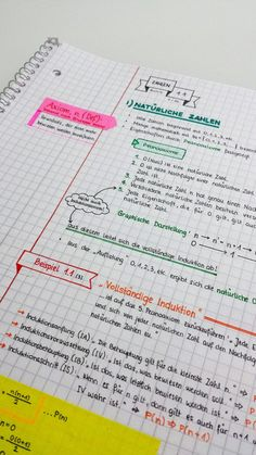 sjadin: ➵ 190216 My love for perfection always ends up in procrastination, so I'm really excited to finally start with this challenge, yay! These are my Algebra notes for my big exam in July…and I'm quite happy with this writing system now. School Organization Notes, Study Organization, Organization Development, University Organization, College Notes, School Notes, Class Notes, Med School, Pretty Handwriting