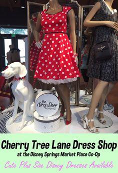 Cherry Tree Lane Dress Shop