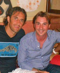 col calciatore LUCA TONI