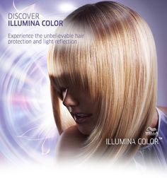 New Wella Illumina color line! Can't wait to play with it on my clients. Putting it on my hair Friday!!!