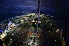 PHOTOS: World Youth Day 2013 In Brazil (UPDATED)