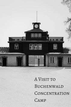 A visit to Germany's Buchenwald concentration camp is a sobering experience | The Bleakness of Buchenwald