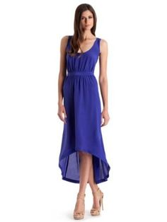 GUESS, Marciano Sydney Dress: Clothing~ Full blue~