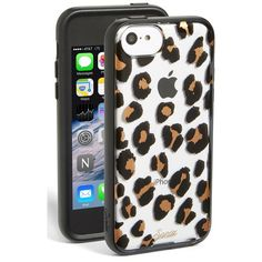 Sonix 'Cat Call' Clear iPhone 5c Case