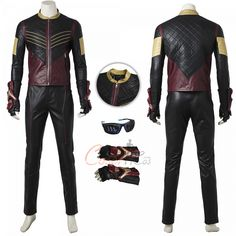 Item Number:dcthf016, Vibe Costume The Flash Season Cosplay Cisco Ramon For Christmas on sale! Buy cheap and high quality D-C and Mar-vel cosplay costumes from cosercos.com