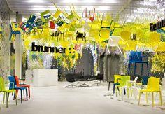 Brunner Mailand | Exhibition stand - Salone Internazionale del Mobile 2011 | Beitragsdetails | iF ONLINE EXHIBITION