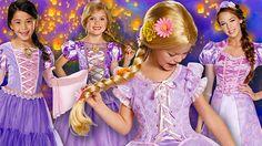 Costumes Rapunzel