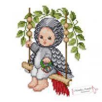 sandylandya@outlook.es Ellen Maurer-Stroh - Gray Parrot Baby