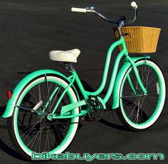 "Fito Verona Pacific 26"" beach cruiser bicycle for women"