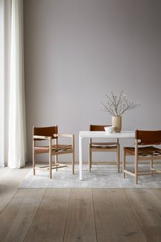 The Spanish dining chair - via Coco Lapine Design blog