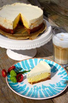"""aus """"Cheesecakes, Pies & Tartes"""" von Cynthia Barcomi (s.u.)       Als ich gehört habe, dass Cynthia Barcomi ein Backbuch über Cheesecakes, P..."""