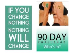Want to loose weight, get fitter and improve your health? Join me on the 90 Day Challenge and see what all the fuss is about!! hayliedurose.bodybyvi.com