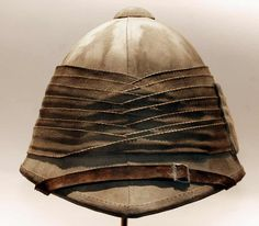 Helmet - 19th C.  British