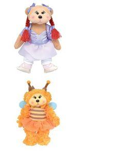 c3e02ac3bcf Beanie Kids Lou Lou Dance Academy Bear BK2113