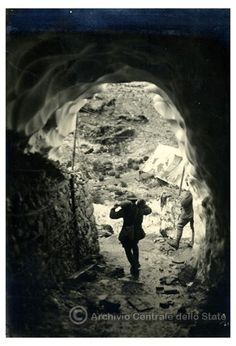 Julian Alps, Italian Army, World War I, Wwi, First World, Trench, Warriors, Mountain, Italy