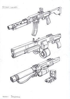 weapons 17 by TugoDoomER.deviantart.com on @DeviantArt