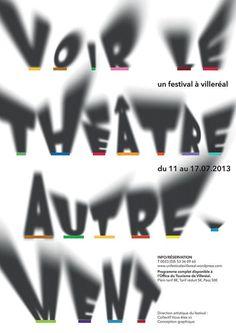 Voir le theatre autrement by Yuan Tian