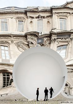 At Dior with Peter Philips / Paris Fashion Week, Dior FW16 / Garance Doré