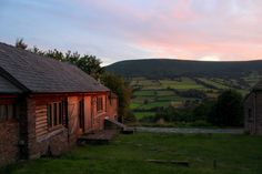 self-catering barn sleeping 4 overlooking the Black Mountains, set in 48 acres of hillside and woodland, Garn Farm provides the perfect escape. Black Mountain, Stunning View, Cosy, Wander, Living Spaces, To Go, Shed, Barn, Country
