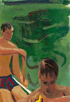 DAVID PARK (Bay Area figurative Movement of the 1950's)