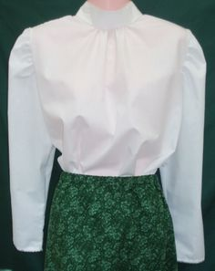 old fashion clothes picture | Old fashioned clothing skirts and blouses page