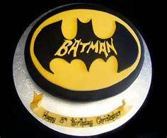 Batman Birthday Cake. <3