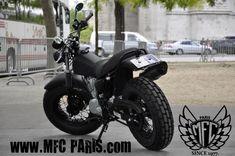 1 SUZUKI VANVAN VAN-VAN DESTROY MFC Design - Préparation motos, peinture, design, tuning, Suzuki - Kawasaki