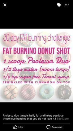 Shot Recipes, Donut Recipes, Tea Recipes, Drink Recipes, Low Carb Recipes, Herbalife Recipes, Herbalife Shake, Belly Blaster
