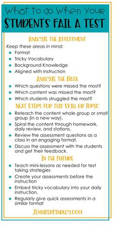 Teacher Discover When Students Fail a Test We all know tests are important in schools. This post shares helpful tips and actionable steps for when your upper elementary students fail a test. Instructional Coaching, Instructional Strategies, Teaching Strategies, Teaching Tips, Instructional Technology, Student Teaching, Teaching Science, Math Coach, First Year Teachers