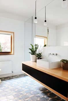 If you are thinking about remodeling your bathroom then one of the most important parts of the remodeling process is choosing the bathroom ceiling lights. They can not only provide the proper lighting but also add some class to your… Continue Reading → Bathroom Ceiling Light, Bathroom Lighting, Ceiling Lights, Bathroom Sconces, Space Saving Bathroom, Edwardian House, Edwardian Bathroom, Melbourne House, Amber Interiors