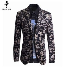 Find More Suit Jackets Information about Troilus 2016 Male Fashion Camouflage Print Blazers Tops Men\'s Slim Long Sleeve Jacket Suits Men Casual Jacket Blazer Masculino,High Quality suit jacket pattern free,China jacket suit men Suppliers, Cheap suit vest from Troilus Flagship Store on Aliexpress.com