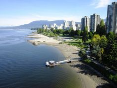 English Bay Vancouver #travelpinspiration #canada