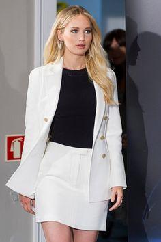 extremely beautiful Jennifer Lawrence