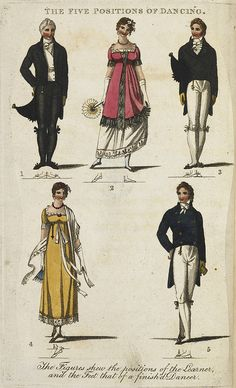Free Jane Austen Regency Fashion Costume Plates, Engravings, Paintings from late Baile Country, Country Dance, Jane Austen, Regency Dress, Regency Era, 1920s Dress, Belle Epoque, Regency Fashion, 1900s Fashion