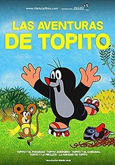 La curiosidad y picardía de Topito le llevan a vivir aventuras divertidas y entrañables.