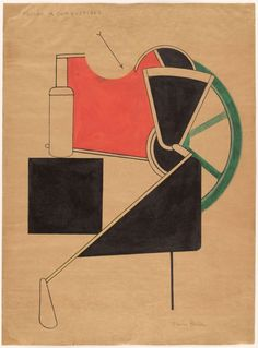 Pompe a combustible by Francis Picabia