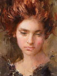 The soul on canvas by Nikolai Blokhin • Photo Vide