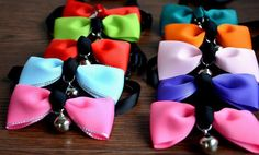 Whole colored bell pet collar dog bow tie  on http://www.aliexpress.com/store/1379660