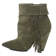 Leather boots - romanian designers