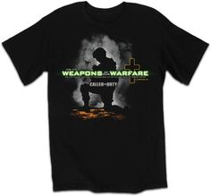 Weapons Of Our Warfare T-Shirts on SonGear.com - Christian Shirts, Jewelry