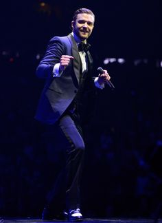 "After postponing his Feb. 19 show for ""health reasons,"" Justin Timberlake returns to the stage to rock Madison Square Garden on Feb. 20 in New York"