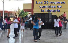 DE TODO UN POCO: TOP LAS 25 MEJORES CUMBIAS DE TODOS LOS TIEMPOS !!