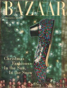 Harper's Bazaar December 1957
