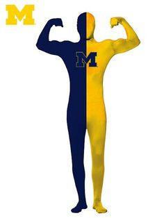 Michigan Wolverines Halloween Costumes