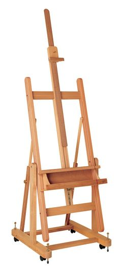 The MABEF is the must have easel for an art studio