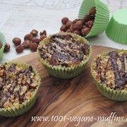 Rezepte #0001 bis #0030 - 1001 vegane Muffins