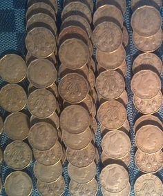 "Threepences Nickel brass King George VI ""Thrift"" design 1937 - 1952"