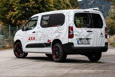 Radios, Peugeot, Camper Conversion, Transporter, Camper Van, Partner, Car, Vehicles, California